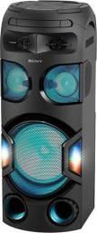 Som áudio sistem MHC-V72D bluetooth