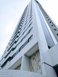 JS- O Melhor do Pina com vista para o Mar - 3 quartos 84m² - Edf. Vila Jardim