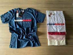 Título do anúncio: Camisa Masculino Tommy e Hugo Boss
