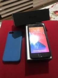 Apple 7 32g, Black, bateria 84% (Aceito Cartão )