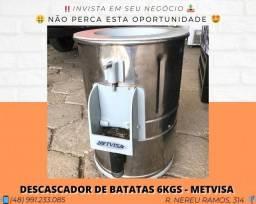 Descascador de Batatas 6 KGS - Seminovo - Com garantia | Matheus
