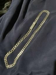Vendo corda de prata 600 $ aceito proposta