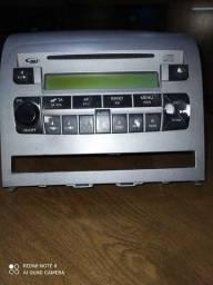 Auto rádio original Fiat