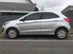 Ford/KA SE 1.0 - 2019 Prata Completo