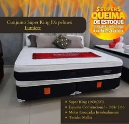 Título do anúncio: Super King V Cama V Super King &&