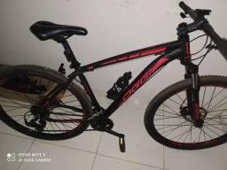 Vendo bike transbike, pouco usada e nota fiscal