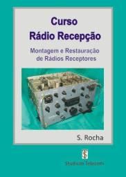 Livro em forma de curso Antenas, Transmissão,  leia!