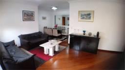 Apartamento à venda com 3 dormitórios em Chácara klabin, São paulo cod:REO449026