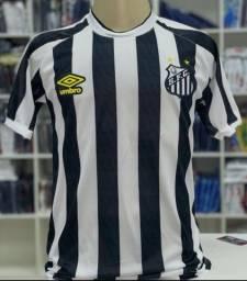 Camisa Santos Umbro Temp 21/22 Entrego