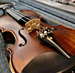 Aulas de Violino, Canto e Teoria Musical - Boqueirão, Carmo e Hauer