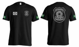 Título do anúncio: Camisetas Brasil Bolsonaro Presidente 2022 Cor Preta