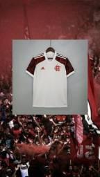 Camisa oficial Flamengo 21/22