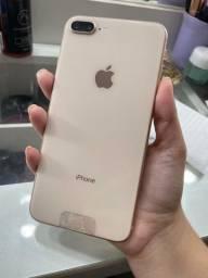 iPhone 8plus 64gb (aparelho de vitrine)