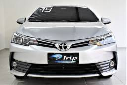 Título do anúncio: Corolla 2019 / 2019 gli upper 1.8 automático + gnv g5