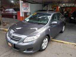 Título do anúncio: Toyota Corolla GLI 1.8 16V 2011 Automático
