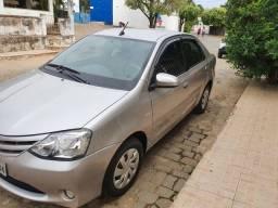 Título do anúncio: Toyota Etios Sedã
