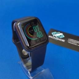 Smartwatch Y68 Novo Preto