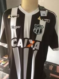 Camisa do Ceará - Tam EG - Original Topper, Nova na etiqueta.