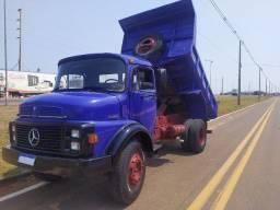 Título do anúncio: Caminhão Caçamba MB L1513