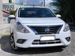 Nissan Versa 1.6 SL Unique emplacado 2021 13 mil rodados
