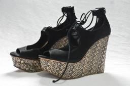 Sandália Saltão Myshoes - Nova!