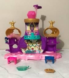 Título do anúncio: Brinquedo Shimmer e Shine - Palácio Mágico Dos Gênios