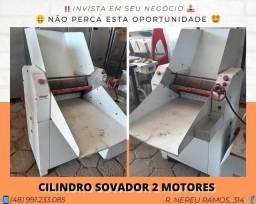 Cilindro Sovador 2 Motores Trifásico - Seminovo - Com garantia | Matheus