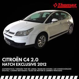 C4 hatch 2012 - Exclusive