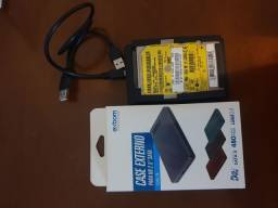 """Hd SATA 2.5"""" 500gb modelo HN-M500MBB"""