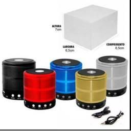 Mini Caixa De som- Bluetooth