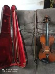 Título do anúncio:  Violino Giannini Mod.05 do ano de 1954