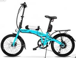 Título do anúncio: Bicicleta elétrica Dobravel Twodogs