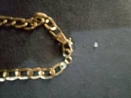 Título do anúncio: Cordão de ouro 18k