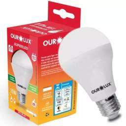 Lâmpadas LED 15W - Caixa com 10 unidades!