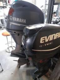 Título do anúncio: Motor de poupa  60 e 30 hp leia