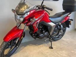 Haojue DK 150/ Vermelha