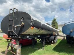 Semirreboque tanque p/ asfalto