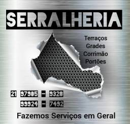 Serralheiro Guadalupe RJ