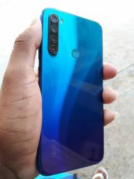 Vendo Xiaomi Redmi Note 8 64gb + 4gb Ram Versão Global