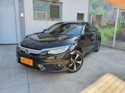 Honda / Civic 1.5 Turbo Touring - Revisado - Novo !
