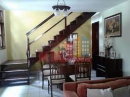 Vende-se casa duplex em condomínio fechado enfrente a UERN - KM IMÓVEIS