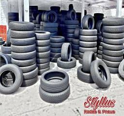Lotes de pneus meia vida