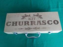 Título do anúncio: Kit churrasco