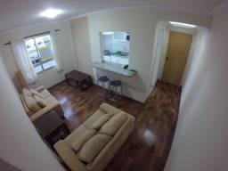 Título do anúncio: Jd. Esplanada II- Apto 42 m2, Mobiliado, 1 quarto, armários, 1 vg garagem