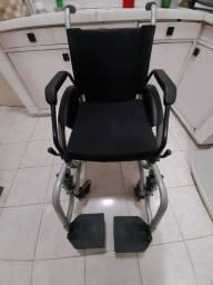 Cadeira de rodas Taipu - Marca Jaguaripe