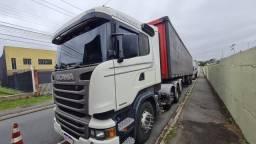 Scania R 440 Streamline 8x2 4 eixos 2017