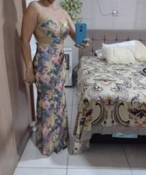 Vestido de festa MARAVILHOSO!!