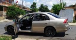 Honda Civic automático 2002