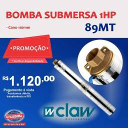 Bomba submersa 1 HP