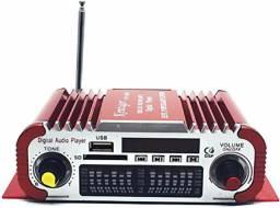 Amplificador Residencial 320W(PmPo)